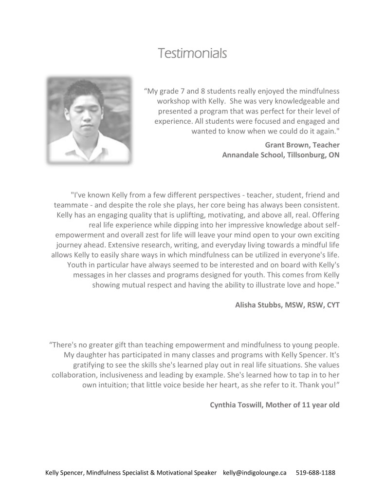 mindfulness coaching for young people-page-1