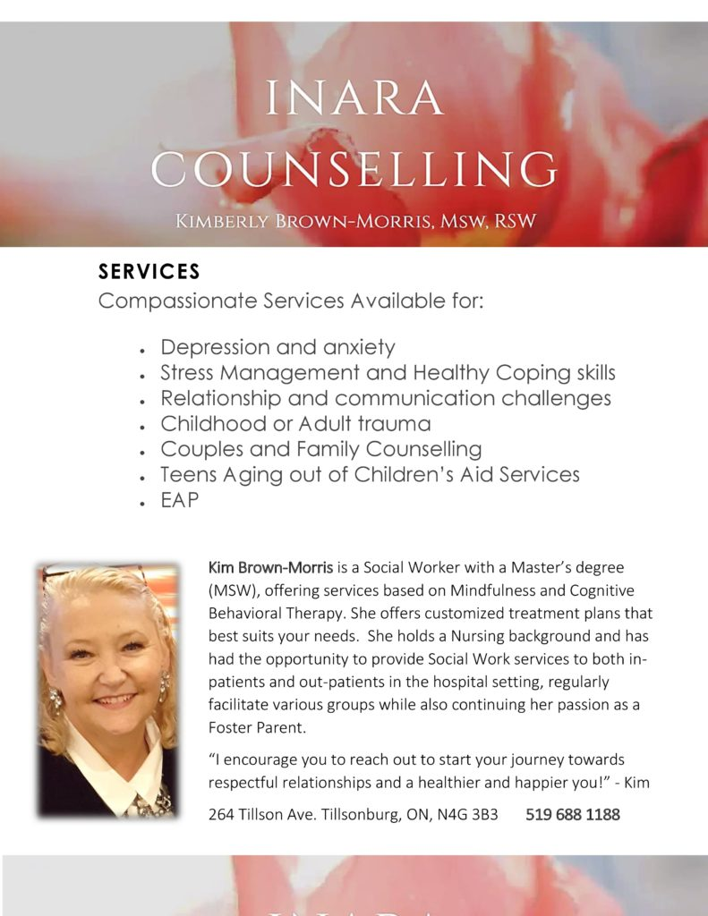 Counselling Services Indigolounge Ca